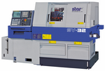 Star Sv20 CNC Sliding Head Lathe - MJB Precision Engineering Ltd