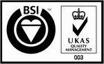 BSI AS9100 Rev C and ISO9001 2008 Approved